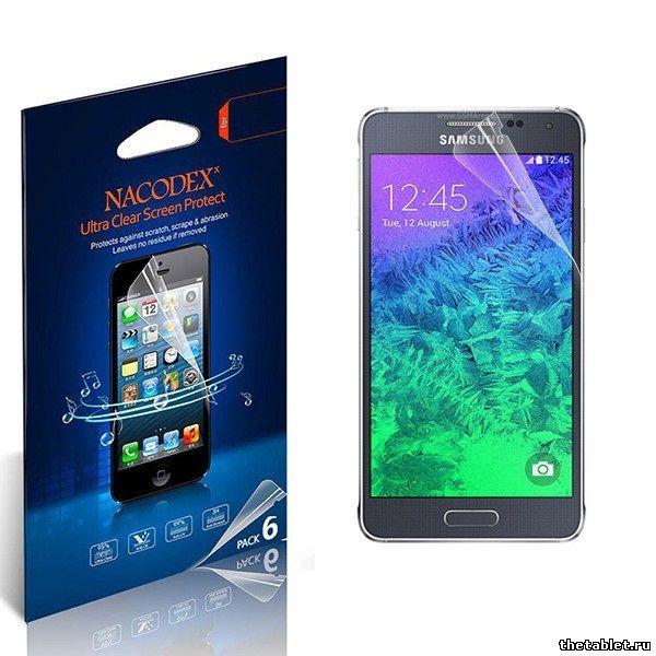 �������� ������ ��� Samsung Galaxy Alpha