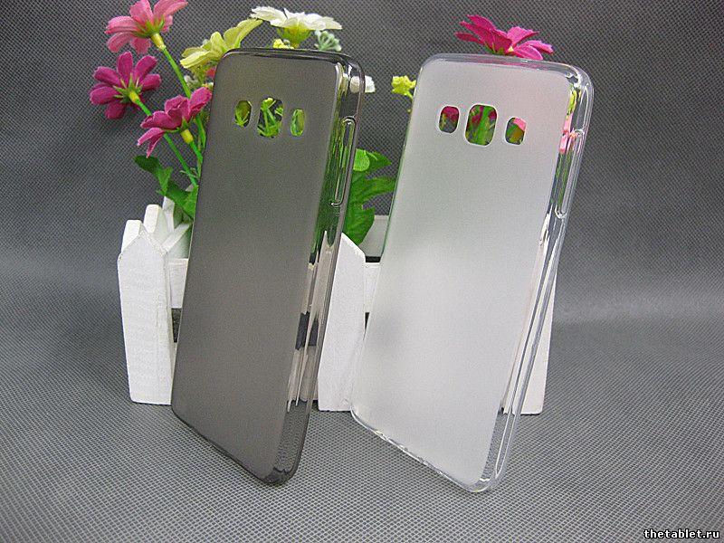 ����������� ����� ��� Samsung Galaxy A3 - TPU Case �������
