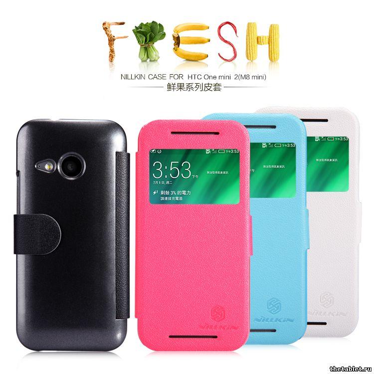 ����� ��� HTC One mini 2 � ����� - Nillkin Fresh Series