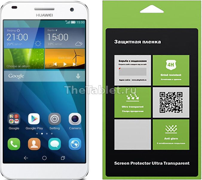 �������� ������ ��� Huawei Ascend G7