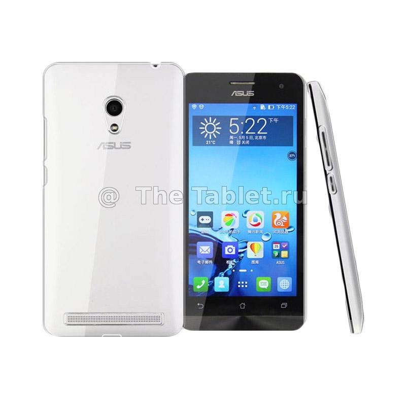 ����������� ����� ��� ASUS ZenFone 5 Lite - TPU Case ���������