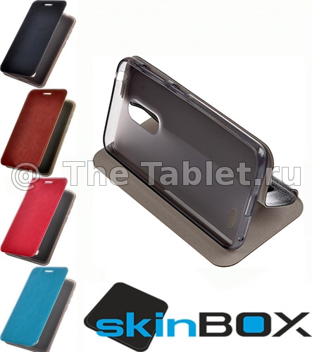 ����� ��� ZTE Blade X5 (D3) - Skinbox Lux