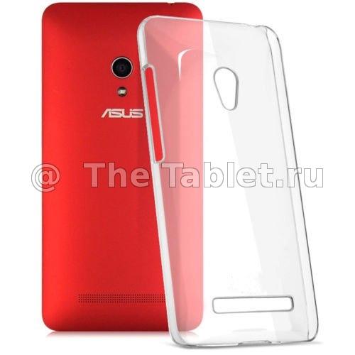 ����������� ����� ��� Asus Zenfone 5 - TPU Case ���������