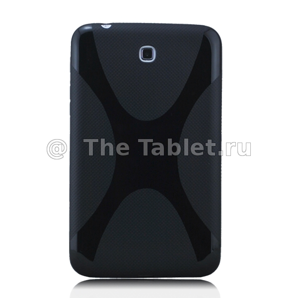 ����������� ����� ��� �������� Samsung Galaxy Tab 3 7.0 P3200 - skinBOX silicone case