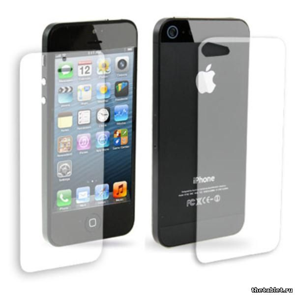 �������� ������ �� ����� � ������ ������ ��� iPhone 5 / 5s